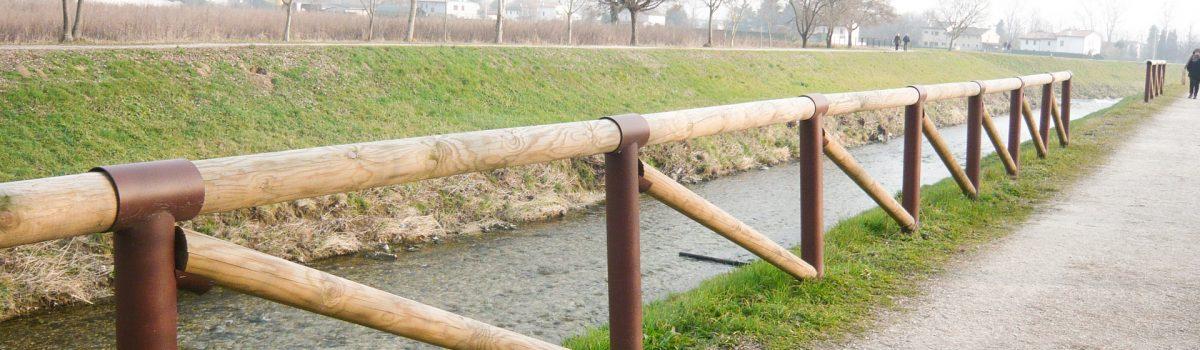 Montante per steccato - Rizzo B&G